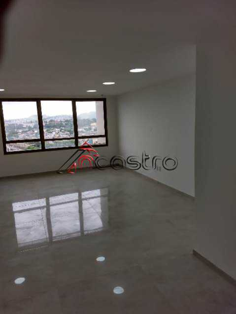 NCastro11. - Sala Comercial 35m² para alugar Avenida Pastor Martin Luther King Jr,Del Castilho, Rio de Janeiro - R$ 1.300 - T1048 - 9