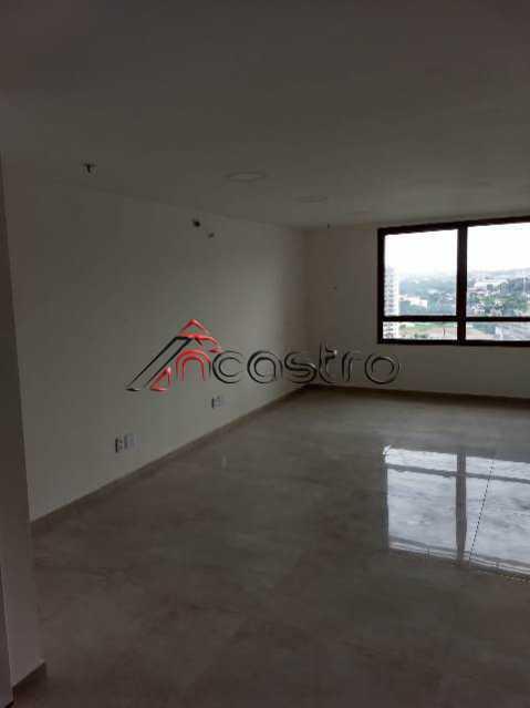 NCastro13. - Sala Comercial 35m² para alugar Avenida Pastor Martin Luther King Jr,Del Castilho, Rio de Janeiro - R$ 1.300 - T1048 - 11