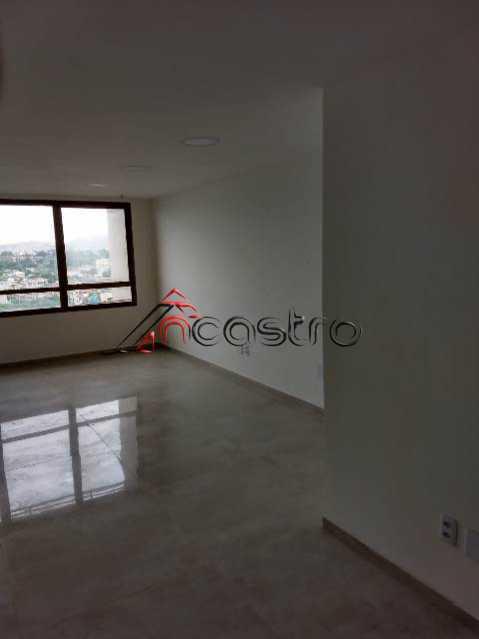 NCastro15. - Sala Comercial 35m² para alugar Avenida Pastor Martin Luther King Jr,Del Castilho, Rio de Janeiro - R$ 1.300 - T1048 - 13