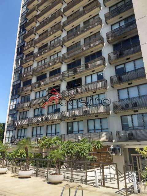 NCastro17. - Sala Comercial 35m² para alugar Avenida Pastor Martin Luther King Jr,Del Castilho, Rio de Janeiro - R$ 1.300 - T1048 - 15