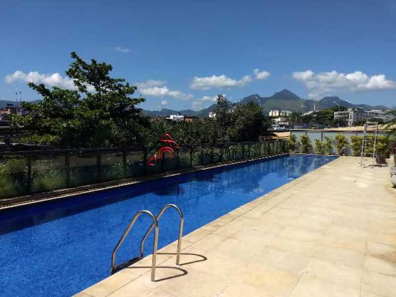 NCastro19. - Sala Comercial 35m² para alugar Avenida Pastor Martin Luther King Jr,Del Castilho, Rio de Janeiro - R$ 1.300 - T1048 - 17