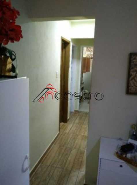 NCastro01. - Apartamento à venda Rua Araújo Leitão,Engenho Novo, Rio de Janeiro - R$ 180.000 - 3073 - 8