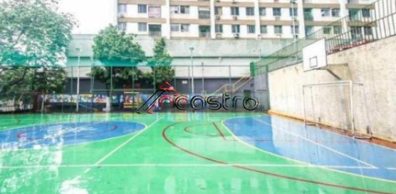 NCastro03. - Apartamento à venda Rua Araújo Leitão,Engenho Novo, Rio de Janeiro - R$ 180.000 - 3073 - 17