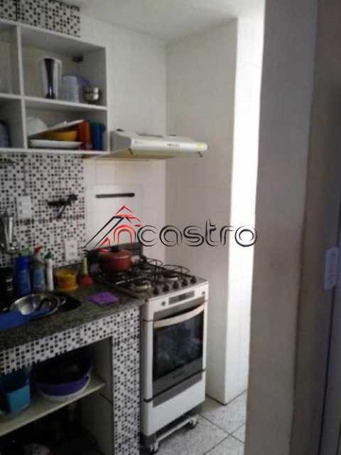 NCastro06. - Apartamento à venda Rua Araújo Leitão,Engenho Novo, Rio de Janeiro - R$ 180.000 - 3073 - 12