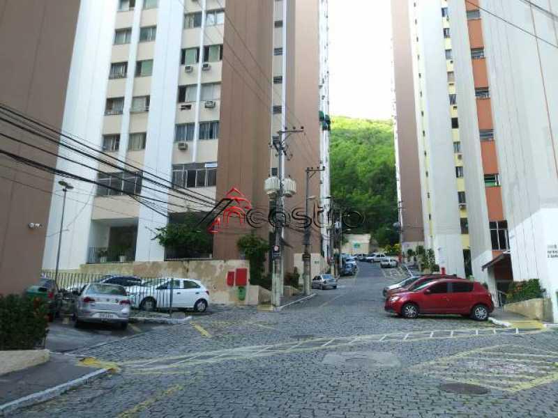 NCastro16. - Apartamento à venda Rua Araújo Leitão,Engenho Novo, Rio de Janeiro - R$ 180.000 - 3073 - 21