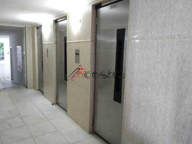 NCastro20. - Apartamento à venda Rua Araújo Leitão,Engenho Novo, Rio de Janeiro - R$ 180.000 - 3073 - 19