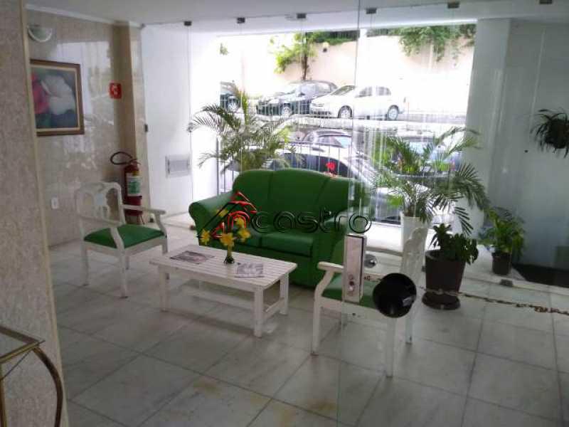 NCastro23. - Apartamento à venda Rua Araújo Leitão,Engenho Novo, Rio de Janeiro - R$ 180.000 - 3073 - 6