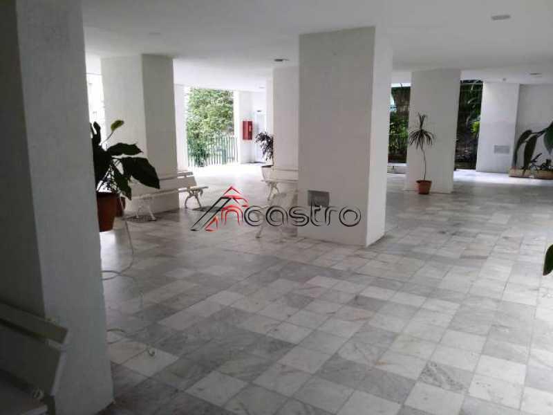 NCastro26. - Apartamento à venda Rua Araújo Leitão,Engenho Novo, Rio de Janeiro - R$ 180.000 - 3073 - 24