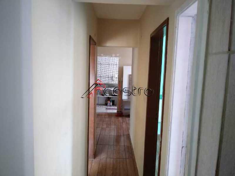 NCastro27. - Apartamento à venda Rua Araújo Leitão,Engenho Novo, Rio de Janeiro - R$ 180.000 - 3073 - 9