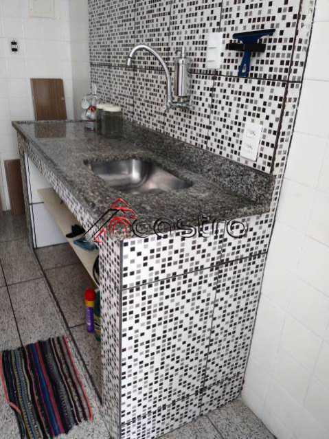 NCastro28. - Apartamento à venda Rua Araújo Leitão,Engenho Novo, Rio de Janeiro - R$ 180.000 - 3073 - 13