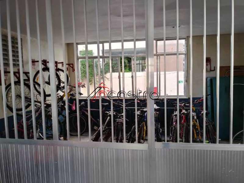 NCastro29. - Apartamento à venda Rua Araújo Leitão,Engenho Novo, Rio de Janeiro - R$ 180.000 - 3073 - 25