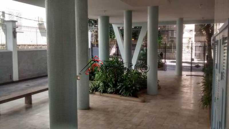 NCastro05. - Apartamento à venda Rua José Higino,Tijuca, Rio de Janeiro - R$ 380.000 - 2355 - 21
