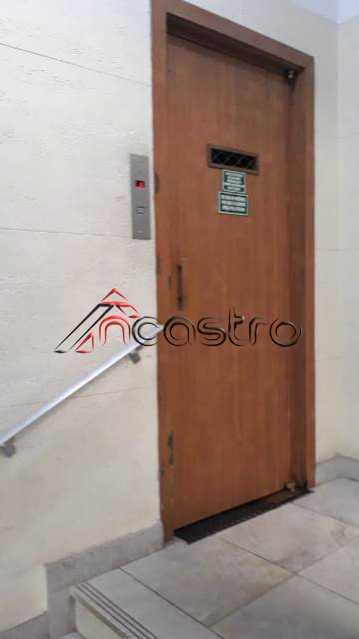 NCastro07. - Apartamento à venda Rua José Higino,Tijuca, Rio de Janeiro - R$ 380.000 - 2355 - 25