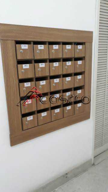 NCastro09. - Apartamento à venda Rua José Higino,Tijuca, Rio de Janeiro - R$ 380.000 - 2355 - 24