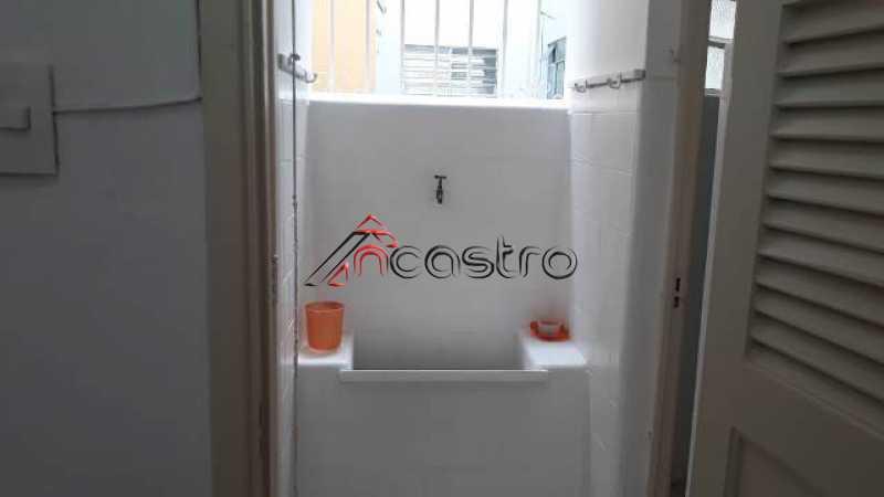 NCastro20. - Apartamento à venda Rua José Higino,Tijuca, Rio de Janeiro - R$ 380.000 - 2355 - 19
