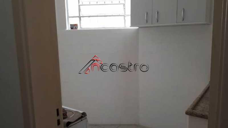 NCastro25. - Apartamento à venda Rua José Higino,Tijuca, Rio de Janeiro - R$ 380.000 - 2355 - 28