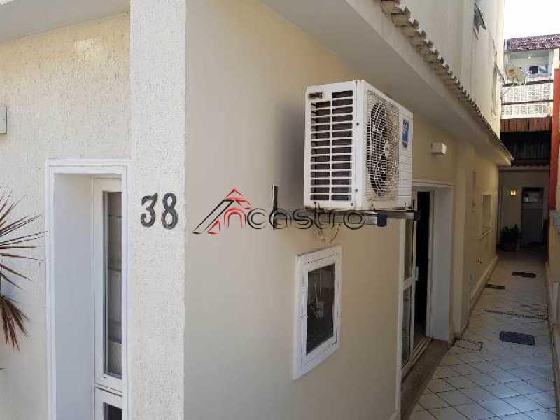 NCastro01. - Casa em Condomínio à venda Rua Comandante Vergueiro da Cruz,Olaria, Rio de Janeiro - R$ 910.000 - M2222 - 3