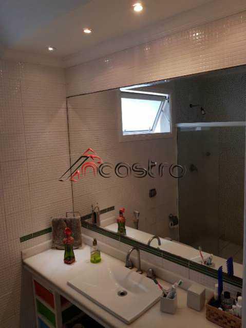 NCastro02. - Casa em Condomínio à venda Rua Comandante Vergueiro da Cruz,Olaria, Rio de Janeiro - R$ 910.000 - M2222 - 15