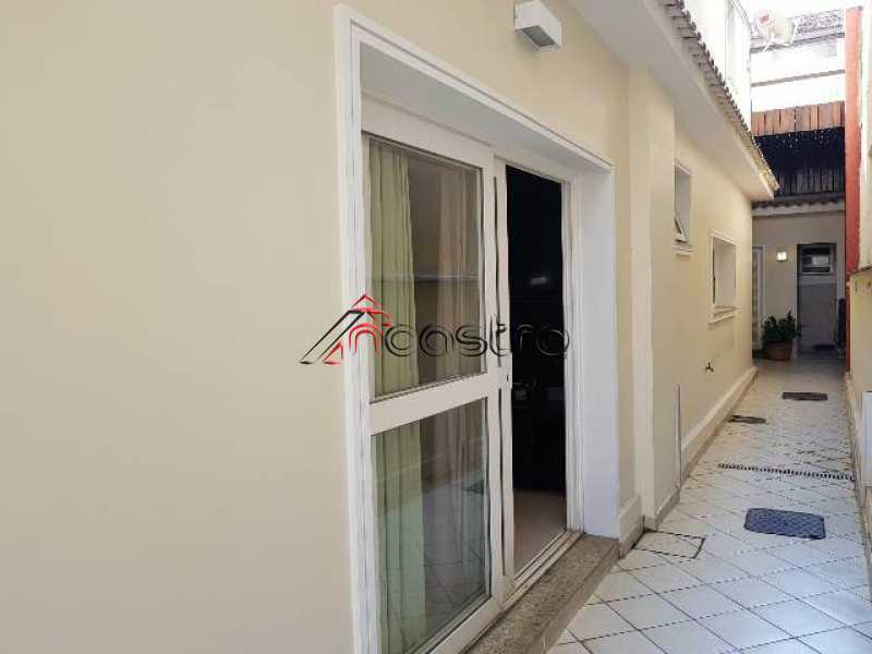 NCastro03. - Casa em Condomínio à venda Rua Comandante Vergueiro da Cruz,Olaria, Rio de Janeiro - R$ 910.000 - M2222 - 4