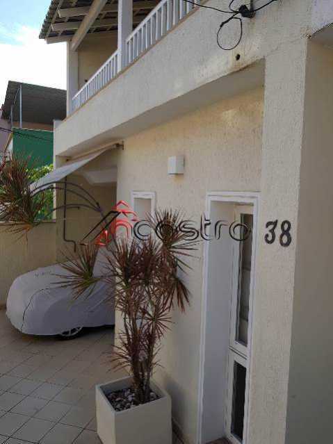 NCastro04. - Casa em Condomínio à venda Rua Comandante Vergueiro da Cruz,Olaria, Rio de Janeiro - R$ 910.000 - M2222 - 1
