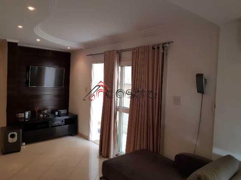 NCastro12. - Casa em Condomínio à venda Rua Comandante Vergueiro da Cruz,Olaria, Rio de Janeiro - R$ 910.000 - M2222 - 7