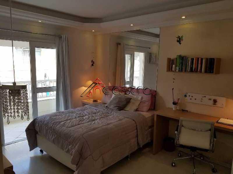 NCastro17. - Casa em Condomínio à venda Rua Comandante Vergueiro da Cruz,Olaria, Rio de Janeiro - R$ 910.000 - M2222 - 14
