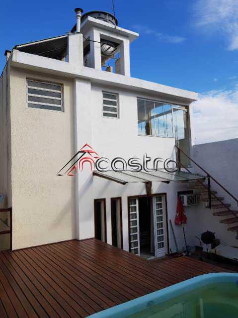 NCastro19. - Casa em Condomínio à venda Rua Comandante Vergueiro da Cruz,Olaria, Rio de Janeiro - R$ 910.000 - M2222 - 28
