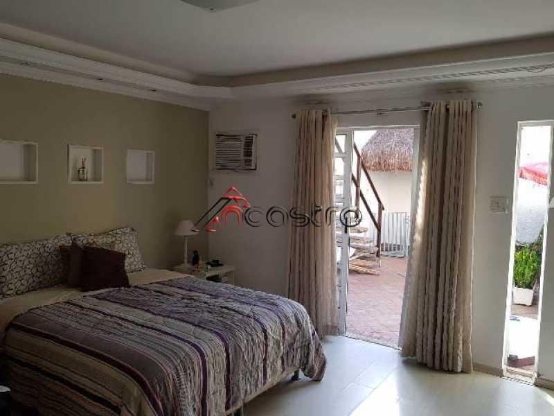NCastro20. - Casa em Condomínio à venda Rua Comandante Vergueiro da Cruz,Olaria, Rio de Janeiro - R$ 910.000 - M2222 - 18