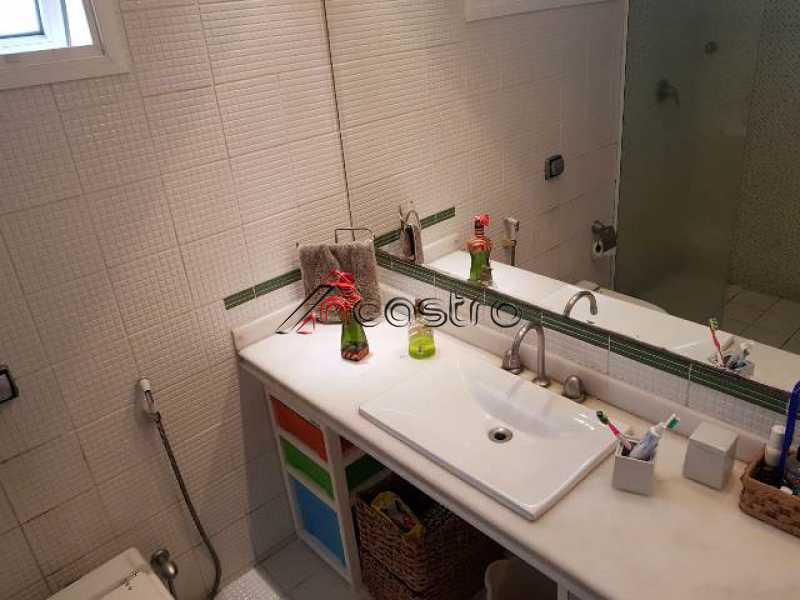 NCastro21. - Casa em Condomínio à venda Rua Comandante Vergueiro da Cruz,Olaria, Rio de Janeiro - R$ 910.000 - M2222 - 21