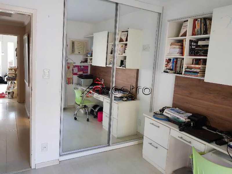 NCastro23. - Casa em Condomínio à venda Rua Comandante Vergueiro da Cruz,Olaria, Rio de Janeiro - R$ 910.000 - M2222 - 22