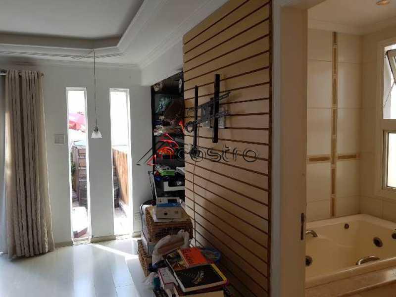 NCastro25. - Casa em Condomínio à venda Rua Comandante Vergueiro da Cruz,Olaria, Rio de Janeiro - R$ 910.000 - M2222 - 24