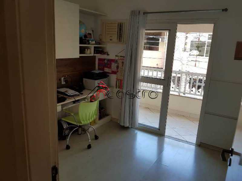 NCastro26. - Casa em Condomínio à venda Rua Comandante Vergueiro da Cruz,Olaria, Rio de Janeiro - R$ 910.000 - M2222 - 25