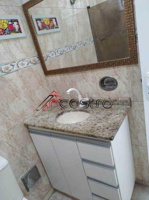 NCastro01. - Apartamento para venda e aluguel Rua Eudoro Berlinck,Higienópolis, Rio de Janeiro - R$ 190.000 - 2357 - 17