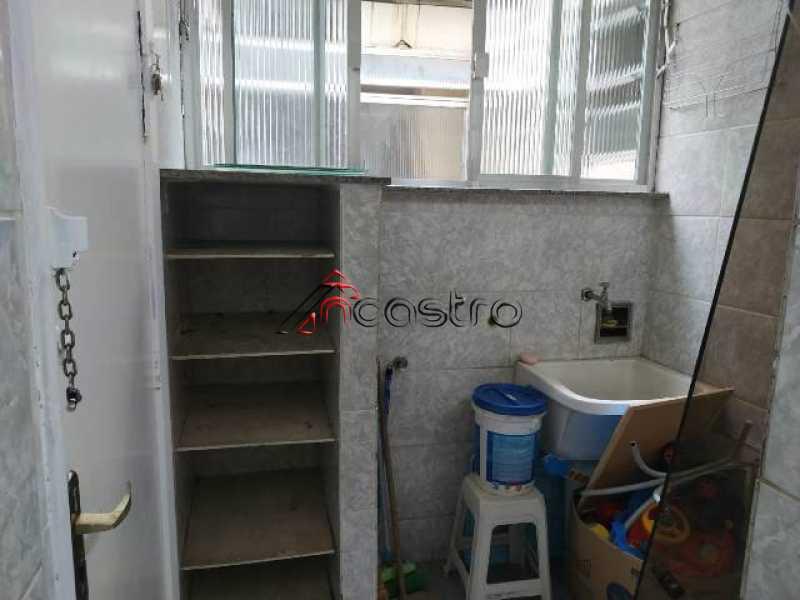 NCastro10. - Apartamento para venda e aluguel Rua Eudoro Berlinck,Higienópolis, Rio de Janeiro - R$ 190.000 - 2357 - 20