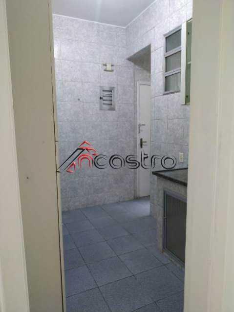 NCastro12. - Apartamento para venda e aluguel Rua Eudoro Berlinck,Higienópolis, Rio de Janeiro - R$ 190.000 - 2357 - 15