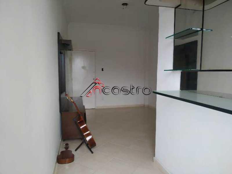 NCastro17. - Apartamento para venda e aluguel Rua Eudoro Berlinck,Higienópolis, Rio de Janeiro - R$ 190.000 - 2357 - 5