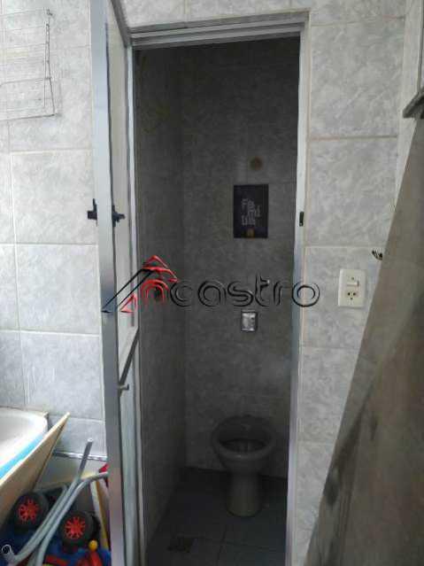 NCastro18. - Apartamento para venda e aluguel Rua Eudoro Berlinck,Higienópolis, Rio de Janeiro - R$ 190.000 - 2357 - 21