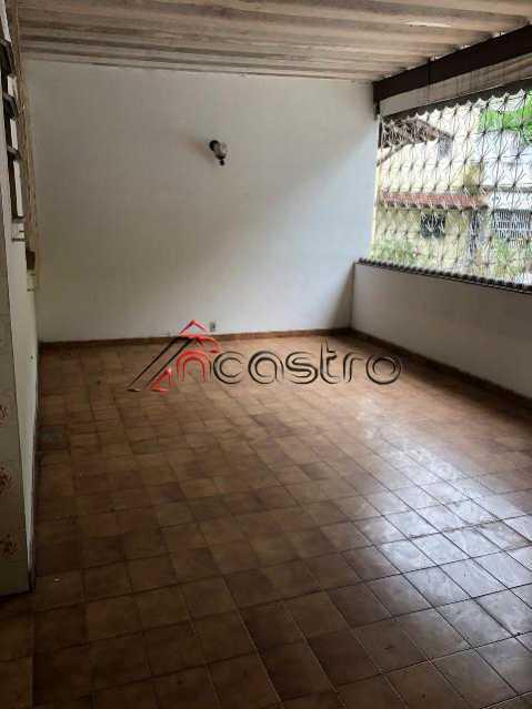 NCastro01. - Casa de Vila à venda Rua Ramos da Fonseca,Lins de Vasconcelos, Rio de Janeiro - R$ 320.000 - M2221 - 3