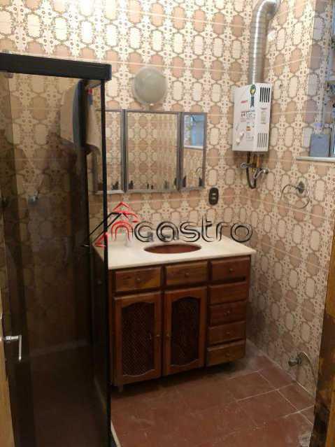 NCastro04. - Casa de Vila à venda Rua Ramos da Fonseca,Lins de Vasconcelos, Rio de Janeiro - R$ 320.000 - M2221 - 14