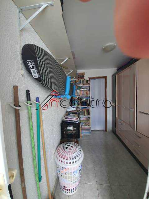 NCastro03. - Apartamento à venda Rua Aiera,Vila Kosmos, Rio de Janeiro - R$ 550.000 - 3075 - 27