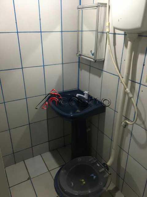 NCastro07. - Apartamento à venda Rua Visconde de Tocantins,Méier, Rio de Janeiro - R$ 300.000 - 3076 - 14