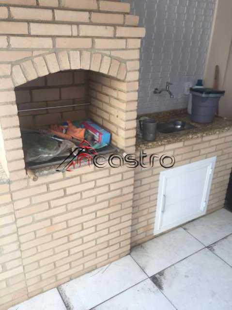 NCastro06. - Casa à venda Rua Joel José Dias,Parque Xerém, Duque de Caxias - R$ 800.000 - M2225 - 16