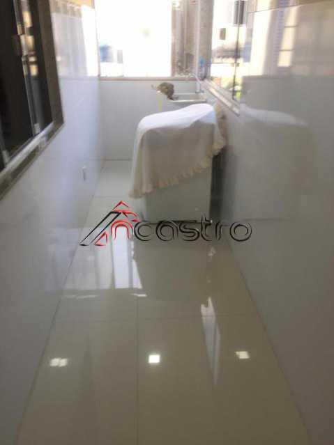NCastro11. - Casa à venda Rua Joel José Dias,Parque Xerém, Duque de Caxias - R$ 800.000 - M2225 - 23