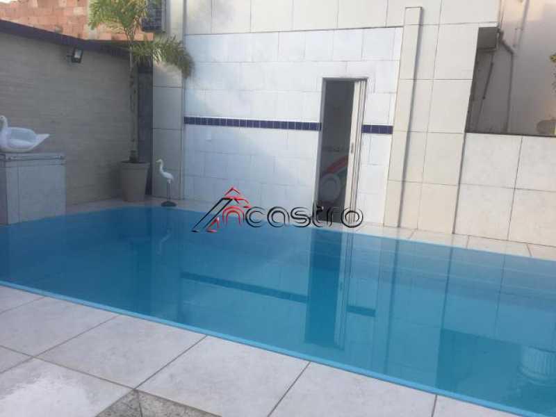 NCastro19. - Casa à venda Rua Joel José Dias,Parque Xerém, Duque de Caxias - R$ 800.000 - M2225 - 4