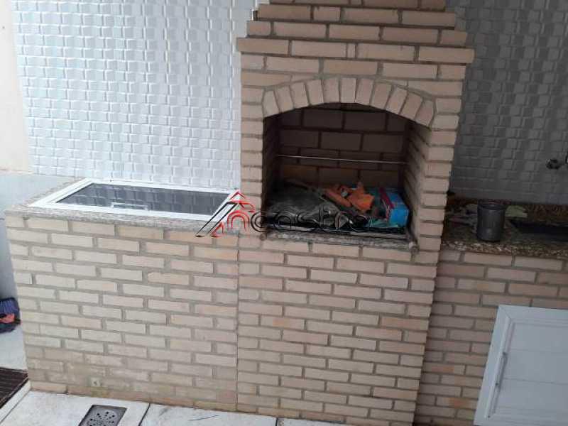 NCastro26. - Casa à venda Rua Joel José Dias,Parque Xerém, Duque de Caxias - R$ 800.000 - M2225 - 17