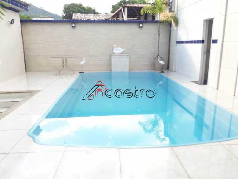 NCastro27. - Casa à venda Rua Joel José Dias,Parque Xerém, Duque de Caxias - R$ 800.000 - M2225 - 3
