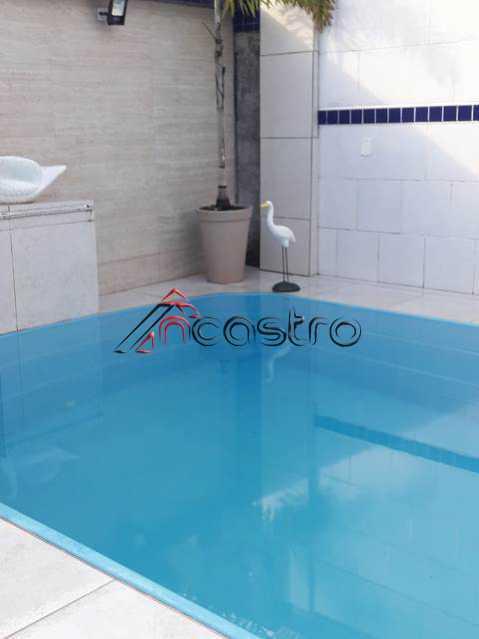 NCastro28. - Casa à venda Rua Joel José Dias,Parque Xerém, Duque de Caxias - R$ 800.000 - M2225 - 5