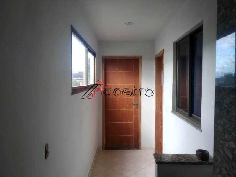 NCastro04. - Casa à venda Rua Gonçalves dos Santos,Penha Circular, Rio de Janeiro - R$ 220.000 - M2230 - 8