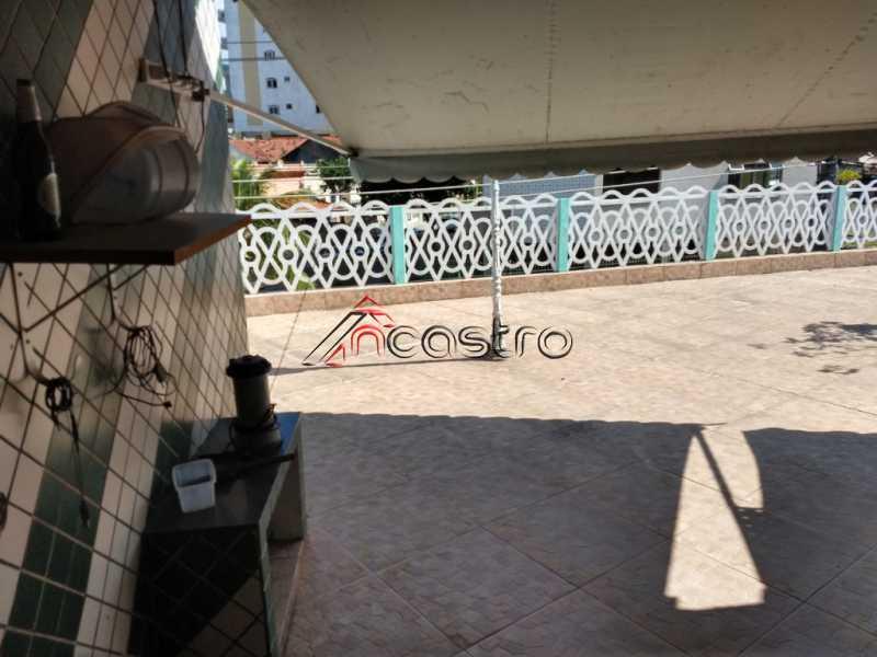 NCastro0102. - Casa à venda Rua Doutor Alfredo Barcelos,Olaria, Rio de Janeiro - R$ 420.000 - M2231 - 1