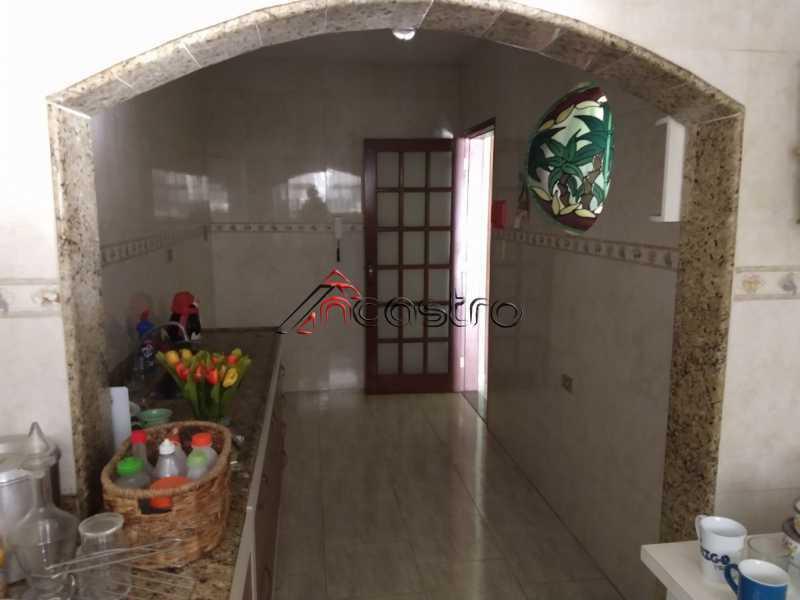 NCastro0118. - Casa à venda Rua Doutor Alfredo Barcelos,Olaria, Rio de Janeiro - R$ 420.000 - M2231 - 17
